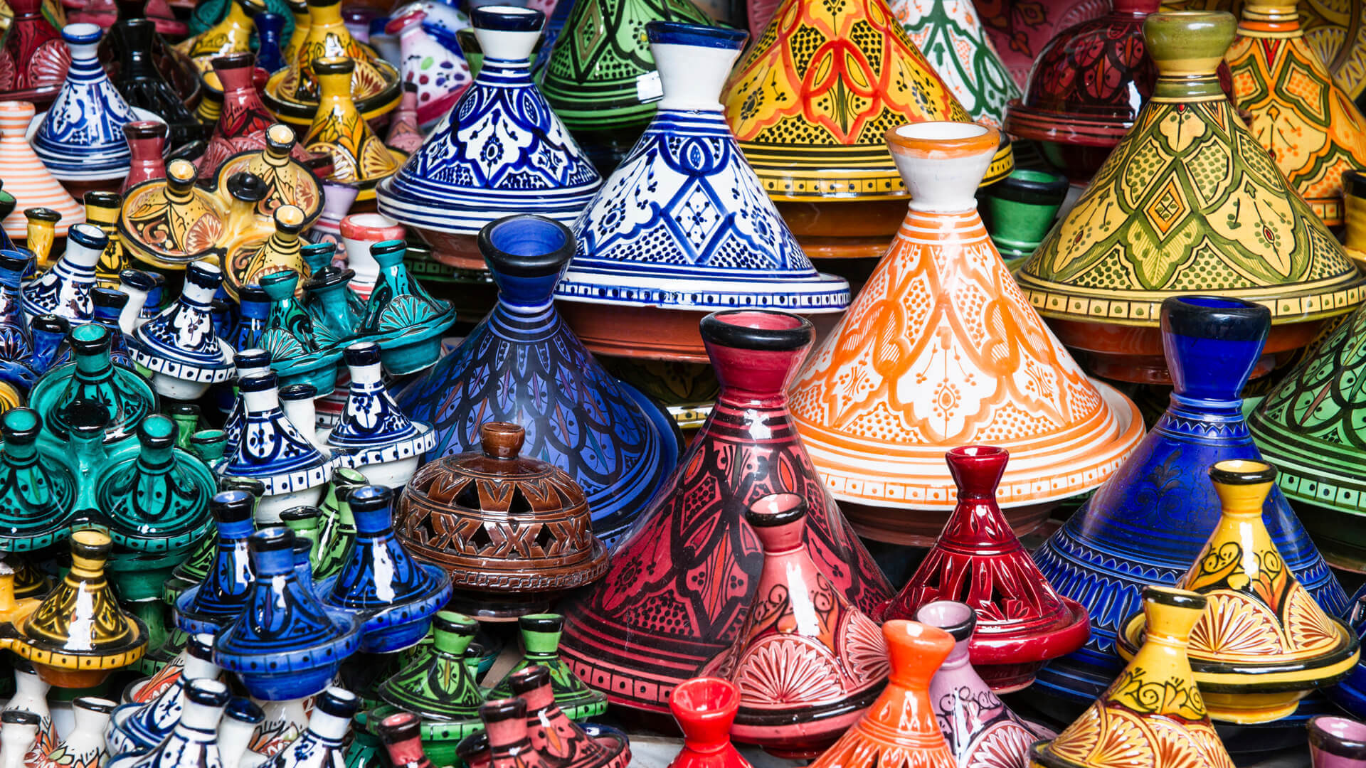 small-tagines-marrakech-souks